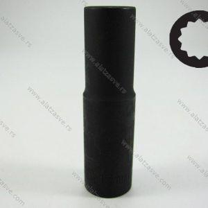 Nasadni ključ 13mm, 12 uglova,1/2 duboki