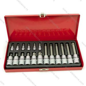 Set nasadnjih ključeva TORX sa kutijom