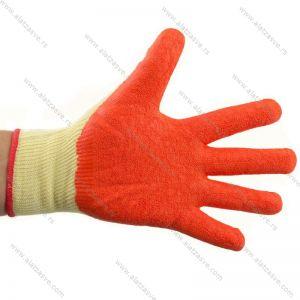 Radne rukavice narandžaste 10 pari