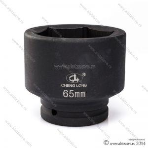 Nasadni ključ gedora 65mm, 6 uglova, 1col
