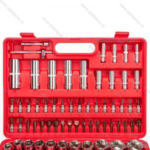 Set gedora 1/2 i 1/4 108 elemenata SRUNV