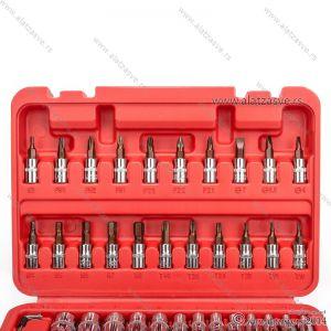 Set gedora 1/4 46 elemenata SRUNV