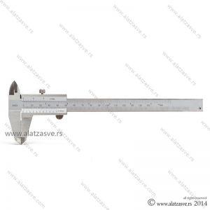 Šubler 0-150mm INOX