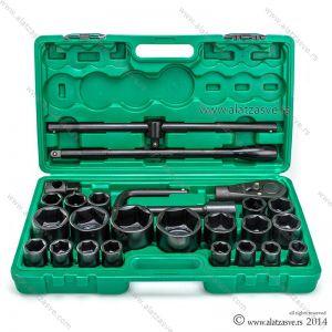 Set gedora 3/4   21-65mm