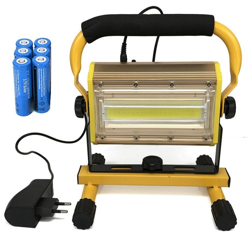 Punjivi COB LED reflektor 100W