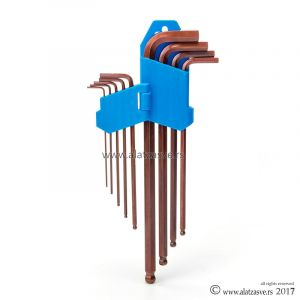 Set INBUS ključeva 170mm S2