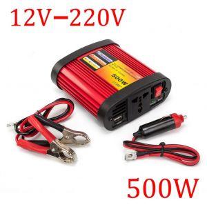 Inverter pretvarač napona 12V na 220V 500W