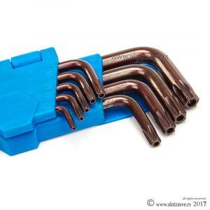 Set TORX ključeva 220mm S2