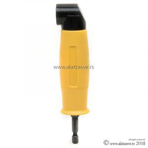 Adapter za šrafljenje pod uglom