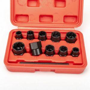 Set za odvijanje oštećenih šrafova